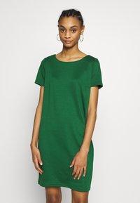 Vila - VITINNY NEW DRESS - Shift dress - eden - 0