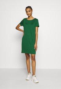 Vila - VITINNY NEW DRESS - Shift dress - eden - 1
