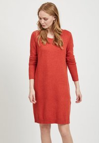 Vila - Jumper dress - red - 0