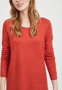 Vila - Jumper dress - red - 3