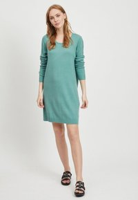 Vila - Jumper dress - blue - 1