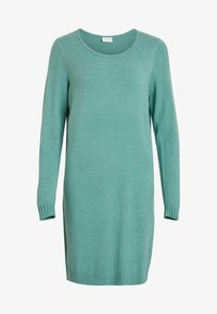 Vila - Jumper dress - blue - 4