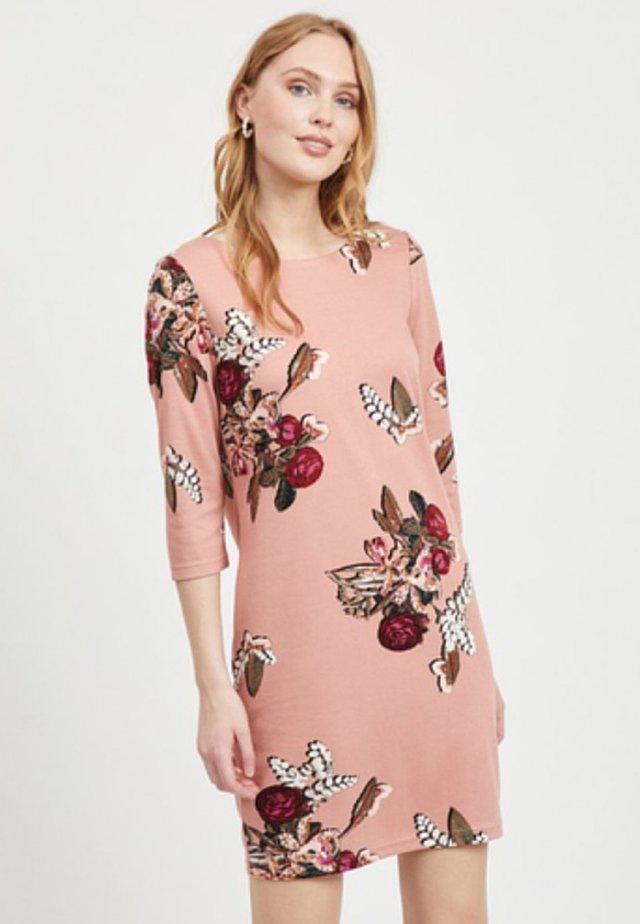 VITINNY  - Korte jurk - ash rose