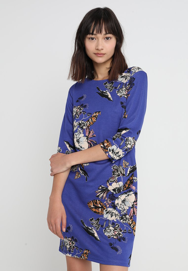 Vila - VITINNY  - Jerseykleid - clematis blue