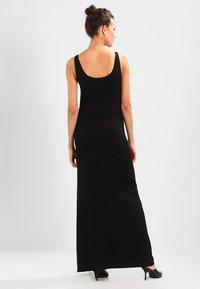 Vila - VIDEANA DRESS - Maxi dress - black - 3