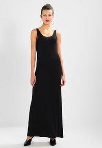 Vila - VIDEANA DRESS - Maxi dress - black - 0