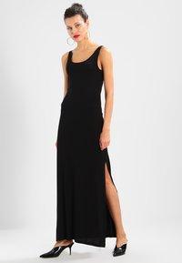 Vila - VIDEANA DRESS - Maxi dress - black - 2