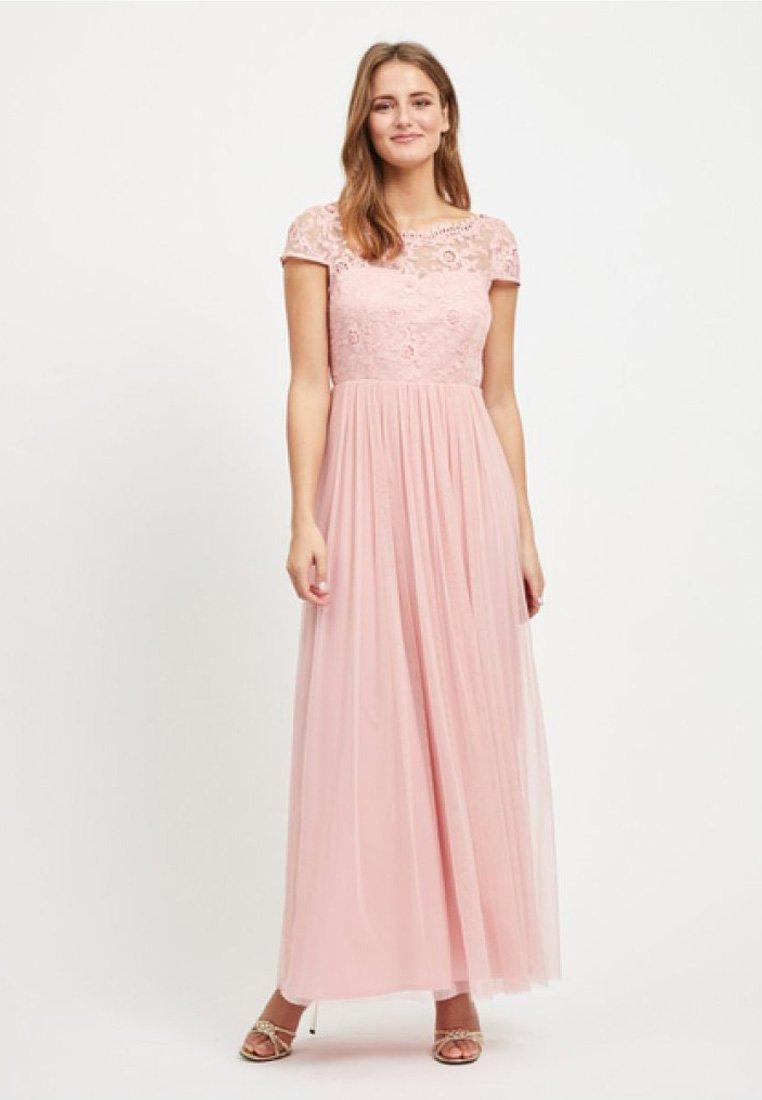 Vila - Maxi dress - bridal rose