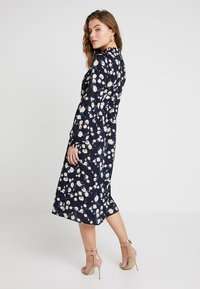 Vila - VILLUM DRESS - Kjole - navy blazer - 2