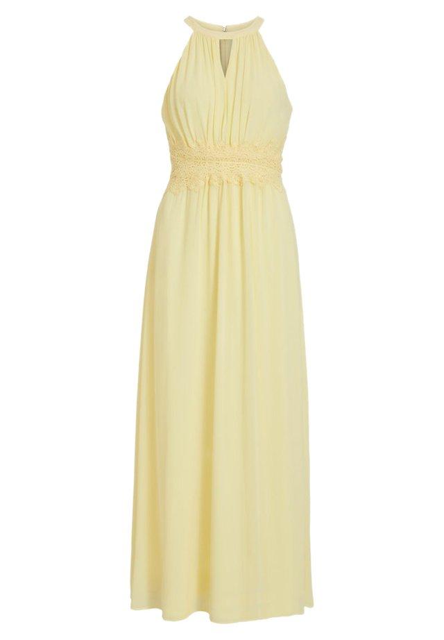VIMILINA - Maxiklänning - mellow yellow