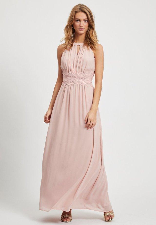 VIMILINA - Długa sukienka - pale mauve