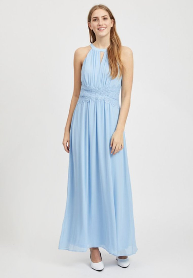 Vila - VIMILINA - Maxikleid - powder blue