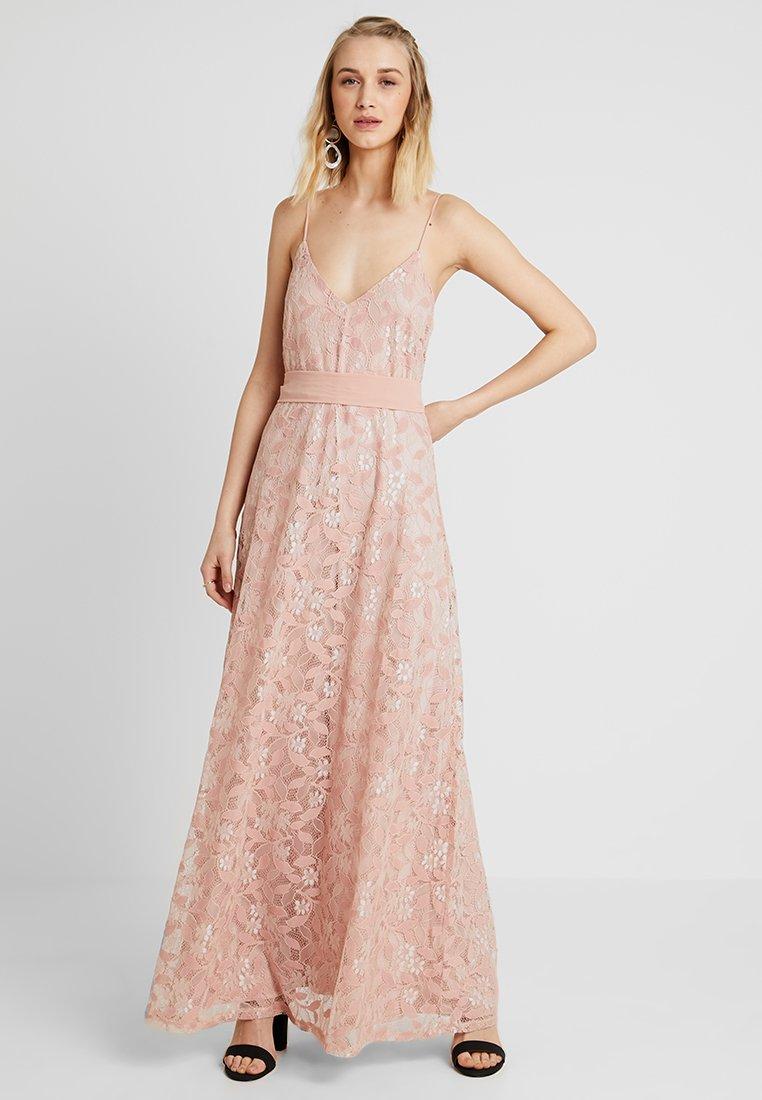 Vila - VIMASH DRESS - Společenské šaty - rose smoke
