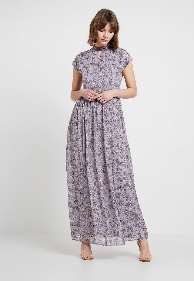 VIBRISA DRESS - Galajurk - violet tulip