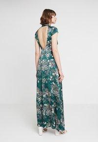 Vila - VIGILLAS CAP SLEEVE DRESS - Maxi dress - garden topiary - 2