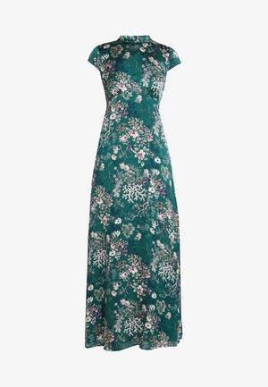 VIGILLAS CAP SLEEVE DRESS - Vestido largo - garden topiary