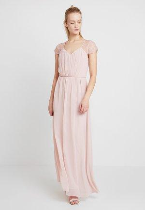 VITRACE CAPSLEEVE DRESS - Suknia balowa - rose smoke