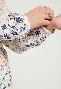 Vila - VIJOEY - Maxi dress - snow white - 6