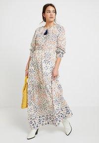 Vila - VIJOEY - Maxi dress - snow white - 1