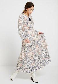 Vila - VIJOEY - Maxi dress - snow white - 0