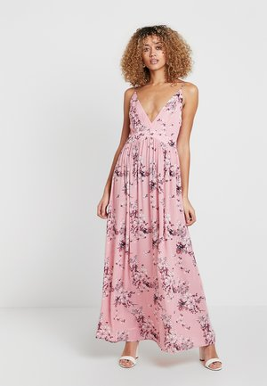 VILULA DRESS - Maxi šaty - rose smoke