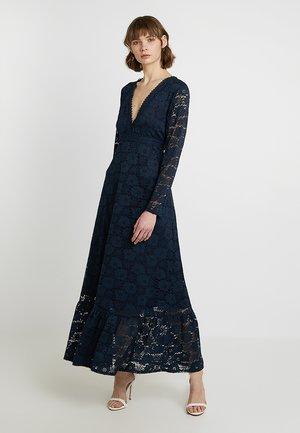 VIARAVANI ANKLE DRESS - Galajurk - navy blazer