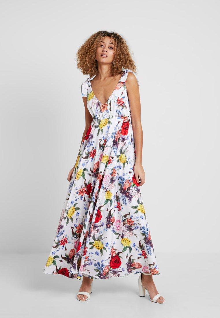 Vila - VIAVIAN ANKLE DRESS - Maxikleid - pristine