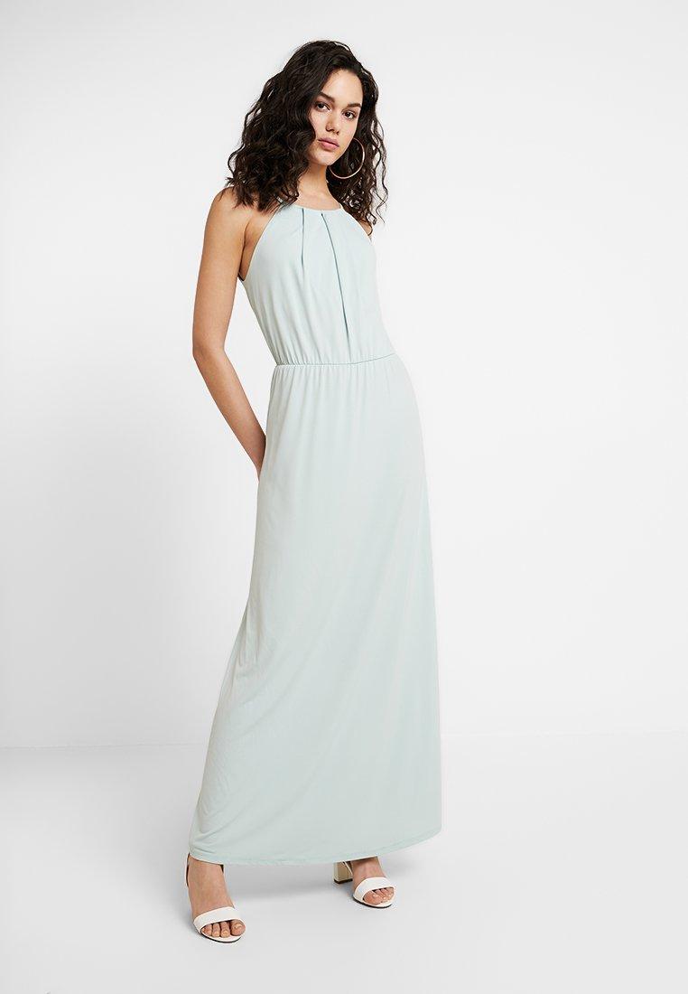 Vila - VITAINI DRESS - Maxi dress - blue haze