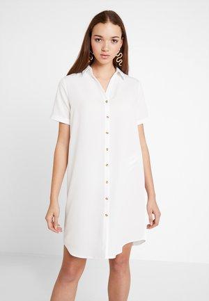 VIROSIE DRESS - Košilové šaty - cloud dancer