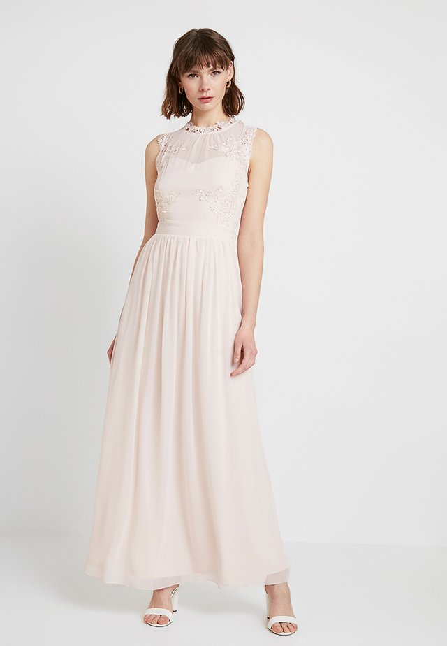 VIGEORGIOUS MAXI DRESS - Occasion wear - silver peony