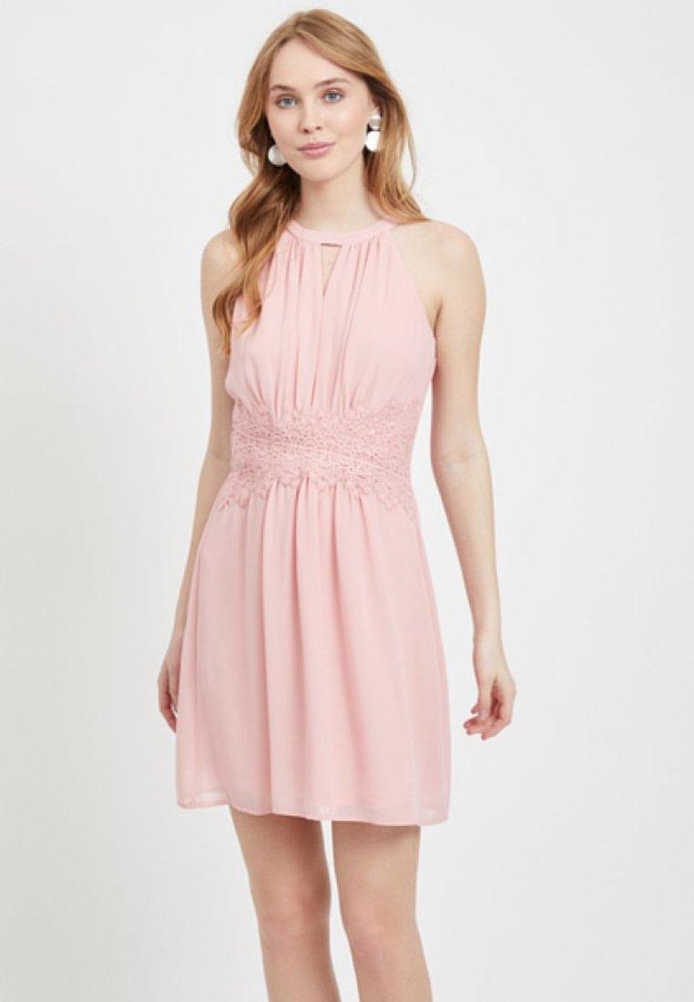 Vila - Cocktailkleid/festliches Kleid - light pink