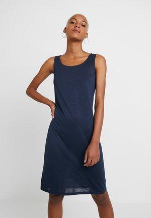 VINOEL DRESS - Jersey dress - total eclipse