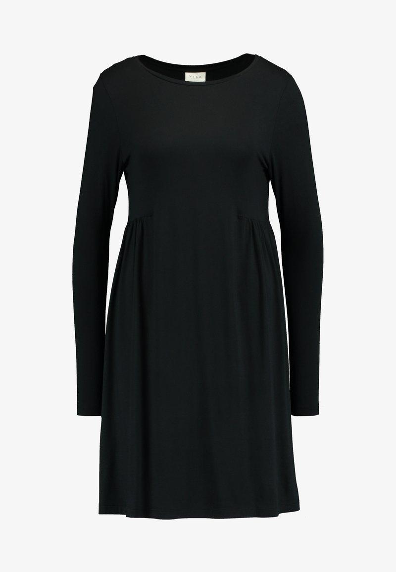 Vila musta mekko koko S, Vaatteet ja kengä