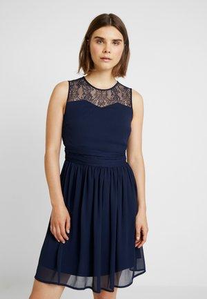 VISABEL DRESS - Koktejlové šaty/ šaty na párty - navy blazer