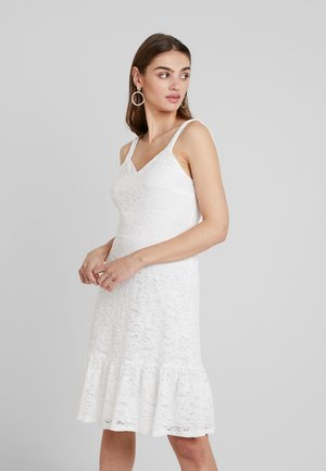 VIKIKKI DRESS - Korte jurk - snow white