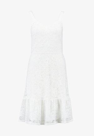 VIKIKKI DRESS - Hverdagskjoler - snow white