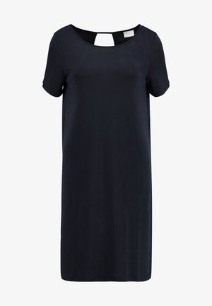 VITRINY DRESS - Trikoomekko - black