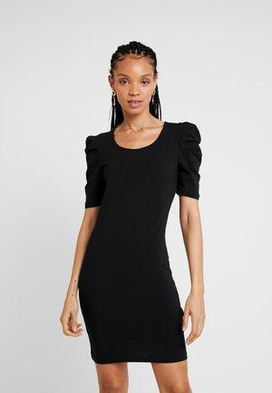 VIDENNA DRESS - Etuikleid - black