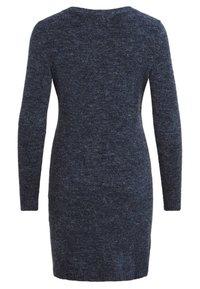 Vila - VIVIKKA  - Jumper dress - dark blue - 1