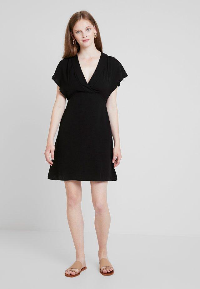 VIJAHULA DRESS - Vestido informal - black