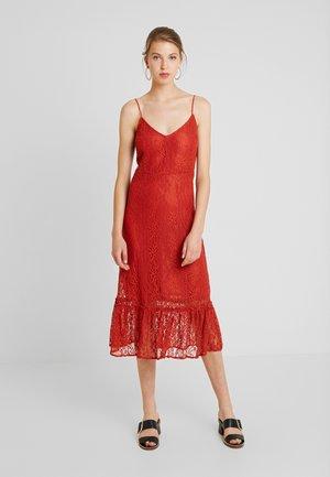 VILICHY DRESS - Ballkjole - ketchup