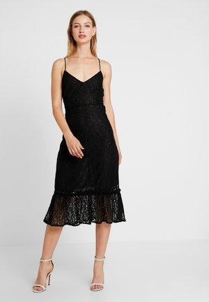VILICHY DRESS - Společenské šaty - black