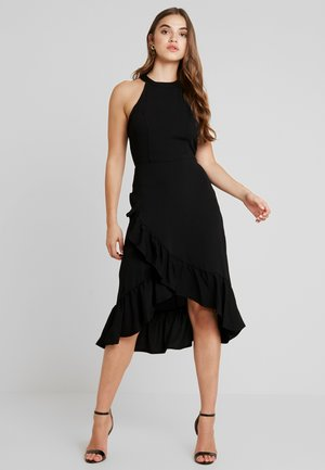 VIMOKAIA DRESS - Korte jurk - black