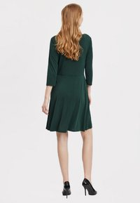 Vila - Day dress - green - 2