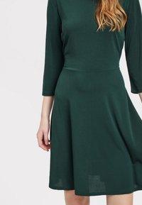 Vila - Day dress - green - 3