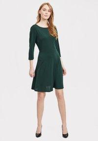 Vila - Day dress - green - 1