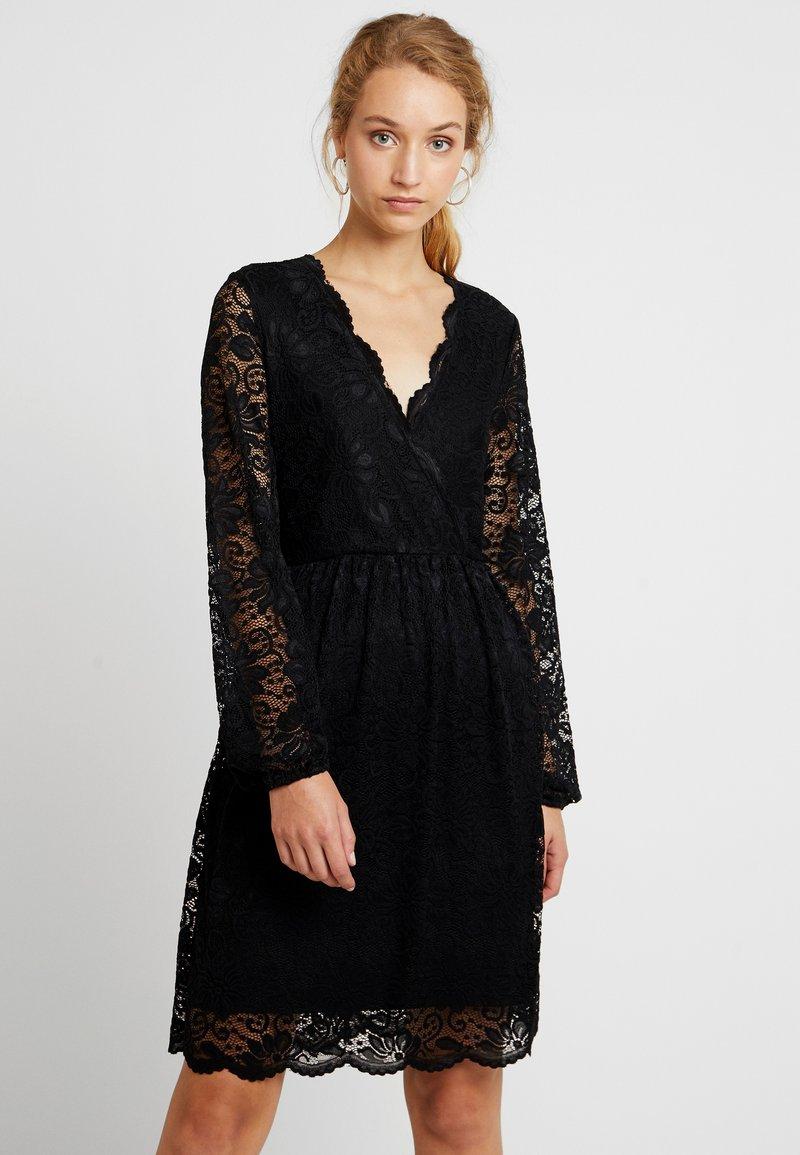 Vila - VIMAGGIE DRESS - Cocktail dress / Party dress - black