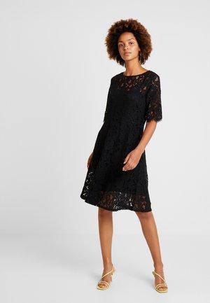 VIBRIELLE DRESS - Cocktailklänning - black