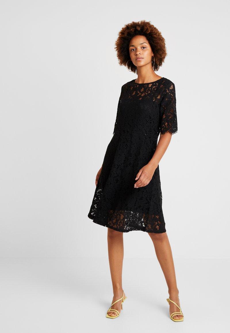 Vila - VIBRIELLE DRESS - Cocktail dress / Party dress - black