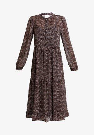 Robe d'été - navy blazer/carmel